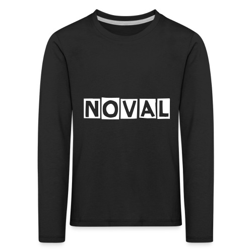 Kid's Long Sleeve Noval Shirt - Kids' Premium Longsleeve Shirt