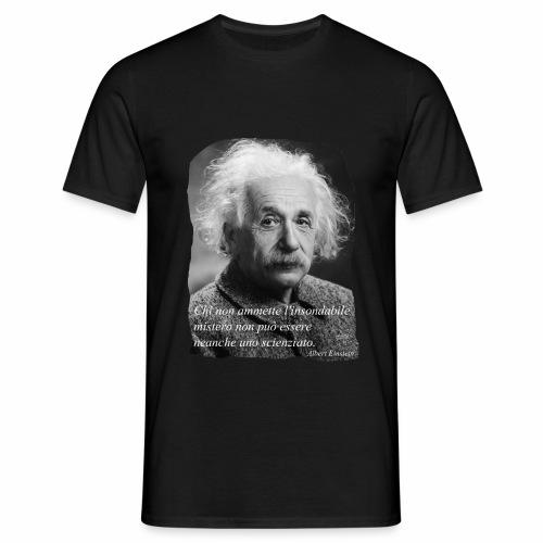 Maglia Einstein - Maglietta da uomo