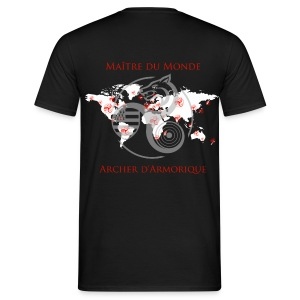 WorldDomination - T-shirt Homme