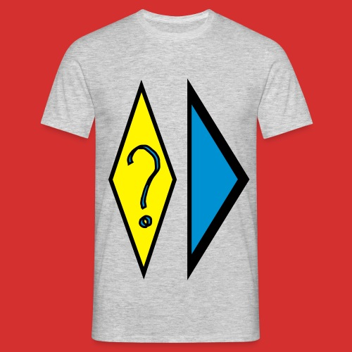 T-Shirt Abstract N°2 - T-shirt Homme