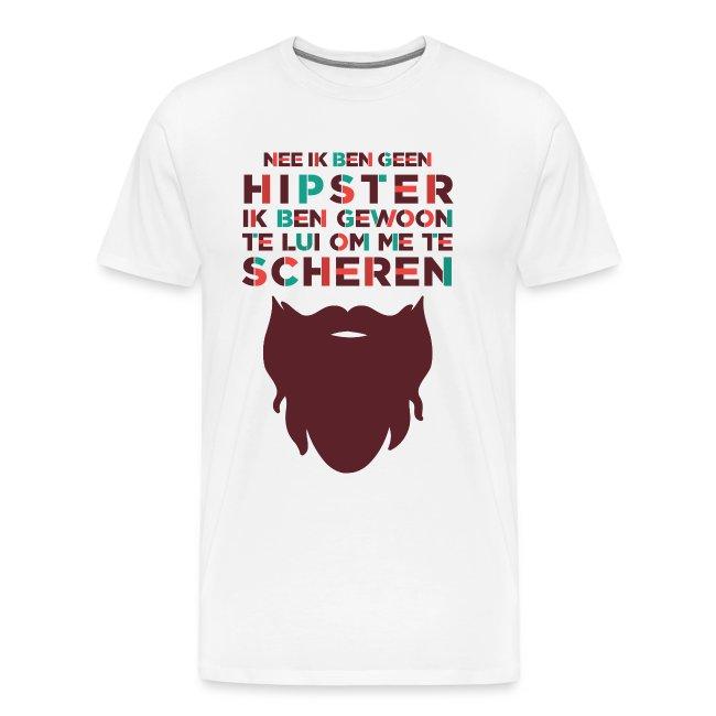 Hipster mannen premium