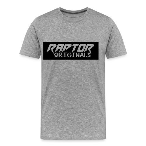 Male Original Raptor - Men's Premium T-Shirt