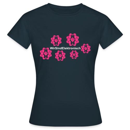 Flower Shirt - Frauen T-Shirt