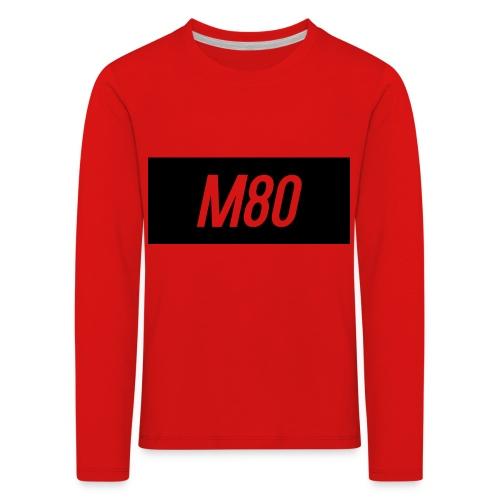 M80 Long Sleeve Shirt - Kids' Premium Longsleeve Shirt