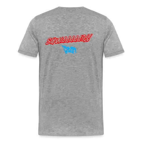 SQWAAAAD!! TazR - Men's Premium T-Shirt