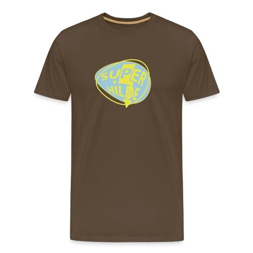 superhilde - Männer Premium T-Shirt