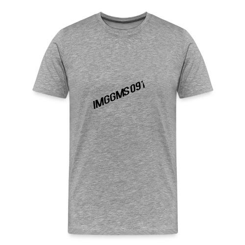 Origanal ImgGms091 - Men's Premium T-Shirt