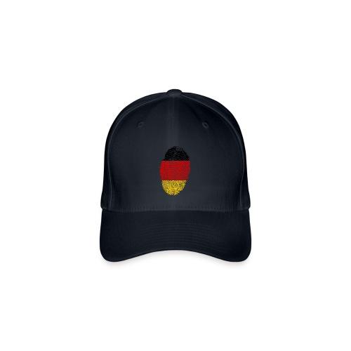 MISSION EUROPAMEISTER CAP DAUMEN DRÜCKEN I - Flexfit Baseball Cap