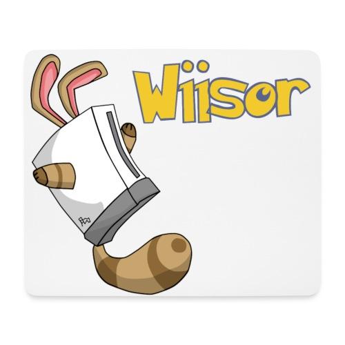 Wiisor Mousepad - Mouse Pad (horizontal)