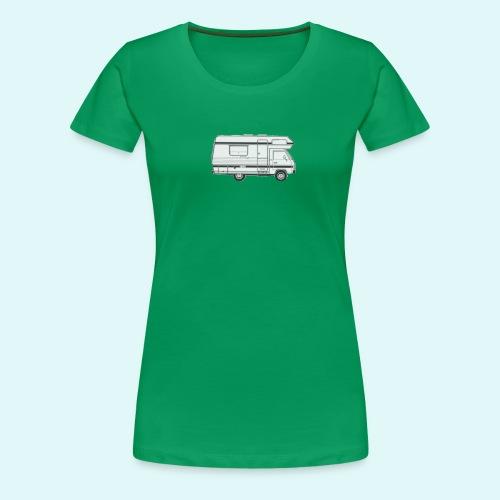my little womo - Frauen Premium T-Shirt