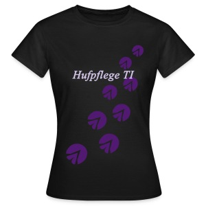 T.Shirt Hufe - Frauen T-Shirt