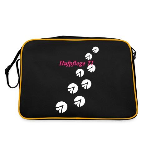 Tasche Hufe - Retro Tasche