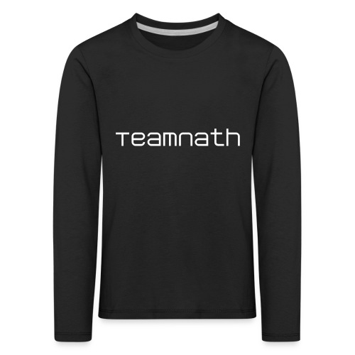 Kid's TeamNath Shirt - Kids' Premium Longsleeve Shirt