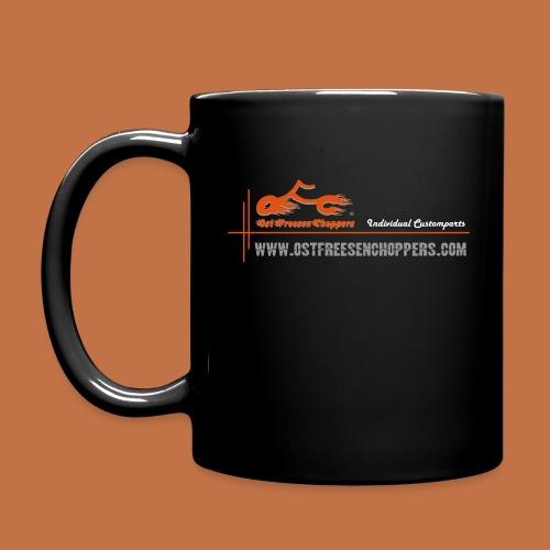 OFC Designlogo ® Kaffeebecher - Tasse einfarbig