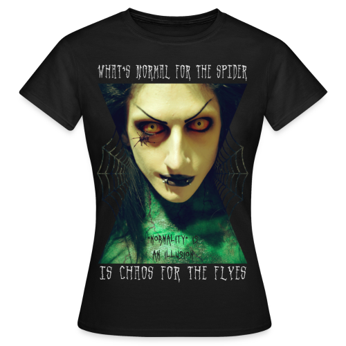Spider-Chaos - Women's T-Shirt