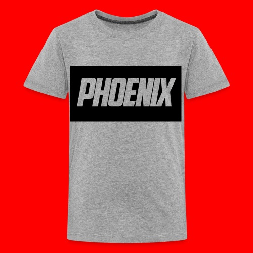 phoenix plain top - Teenage Premium T-Shirt