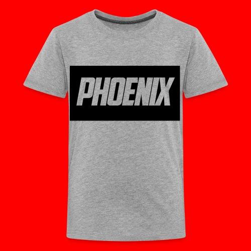 phoenix plain top - Teenage Premium T-Shirt