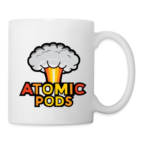 Atomic Podcast White Mug - Mug
