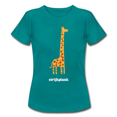 Strijkplank vrouwen t-shirt - Vrouwen T-shirt