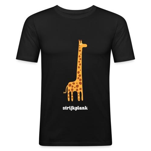 Strijkplank mannen slimfit - slim fit T-shirt