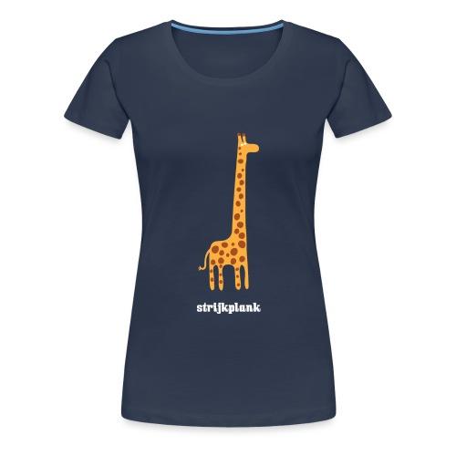 Strijkplank vrouwen premium - Vrouwen Premium T-shirt