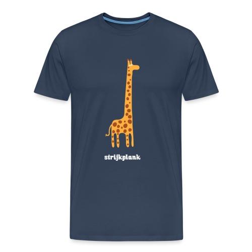 Strijkplank mannen premium - Mannen Premium T-shirt