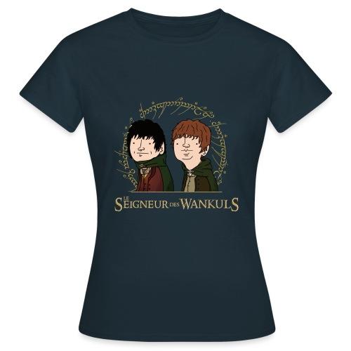 Le Seigneur des Wankuls - Femme - T-shirt Femme