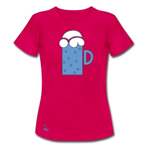 Bier [f] - Frauen T-Shirt