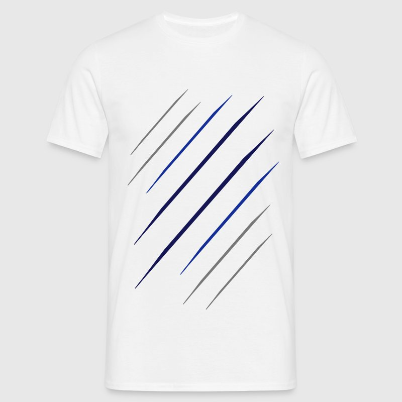 streifen muster linien modern stylisch t shirt spreadshirt. Black Bedroom Furniture Sets. Home Design Ideas