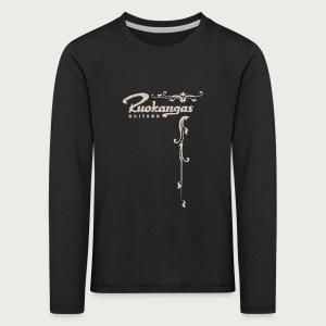 Ruokangas Longsleeve T-shirt (Child) - Kids' Premium Longsleeve Shirt