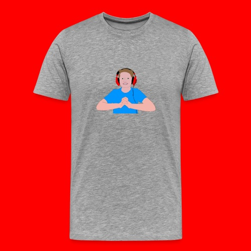 my logo t shirt - Men's Premium T-Shirt