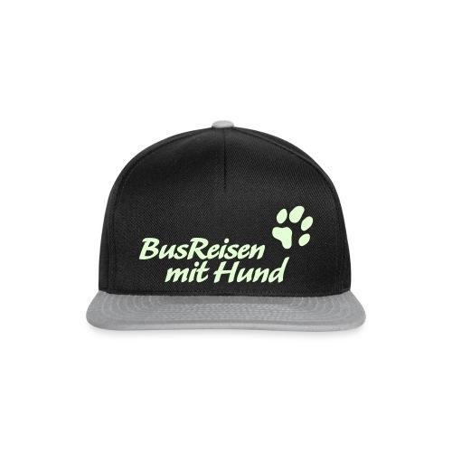 Busreisen-mit-Hund - Snapback Cap