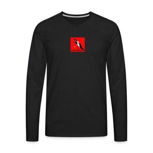 SlalomSkateboards.com  - Men's Premium Longsleeve Shirt