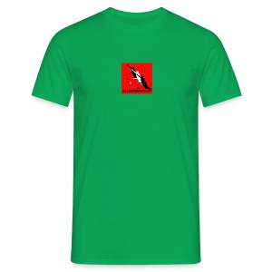SlalomSkateboards.com  - Men's T-Shirt