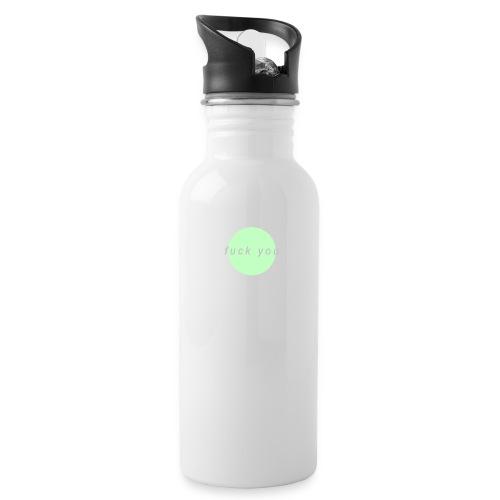 'F*CK YOU' Water Bottle - Water Bottle