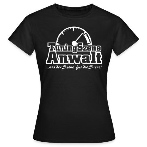 TSA-Shirt für Frauen - Frauen T-Shirt