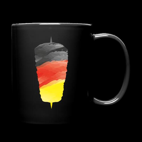 Dönerkaffee - Tasse einfarbig