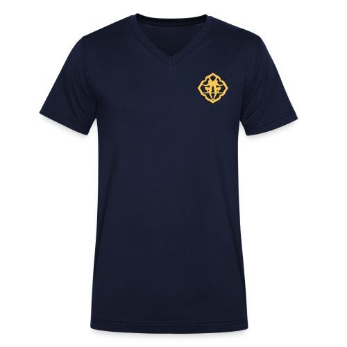 T-shirt bio col V Stanley & Stella Homme - la douceur mène à tout,Lafay Athletics,Lafay,LDMT