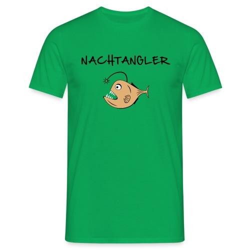 Nachtangler Anglerfisch - Männer T-Shirt