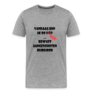 bob bar - Mannen Premium T-shirt