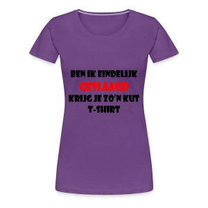 geslaagd - Vrouwen Premium T-shirt