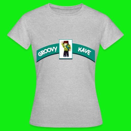 Groovykave Minecraft Frauen Shirt - Frauen T-Shirt