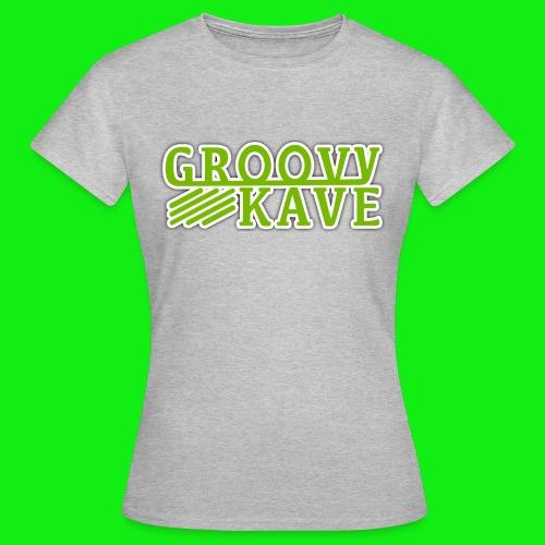 Grooviges Frauen Shirt - Frauen T-Shirt