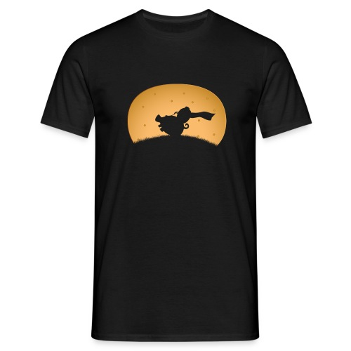 Potatoe moon - Homme - T-shirt Homme