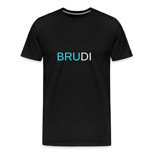 Brudi Shirt - Männer Premium T-Shirt