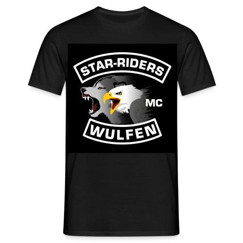 WULFen Shirt Star-Riders MC - Männer T-Shirt
