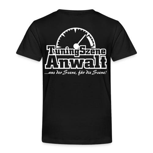 TSA-Tshirt für Kinder 2 bis 8 Jahre - Kinder Premium T-Shirt