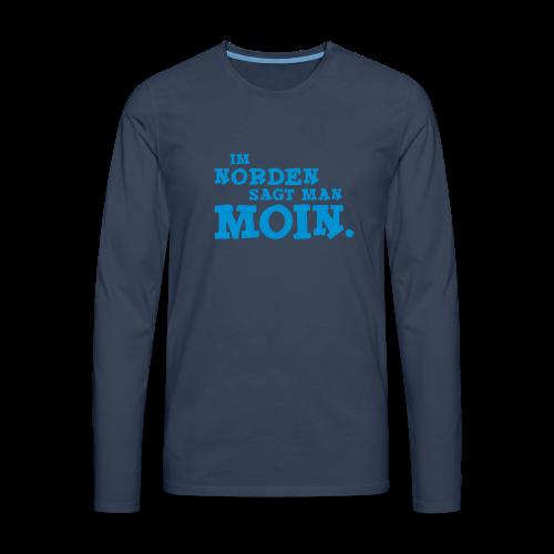 Langarmshirt / Männer - Männer Premium Langarmshirt