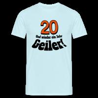 20 ein Jahr geiler T-Shirt