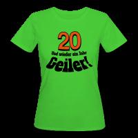 20 ein Jahr geiler Bio T-Shirt